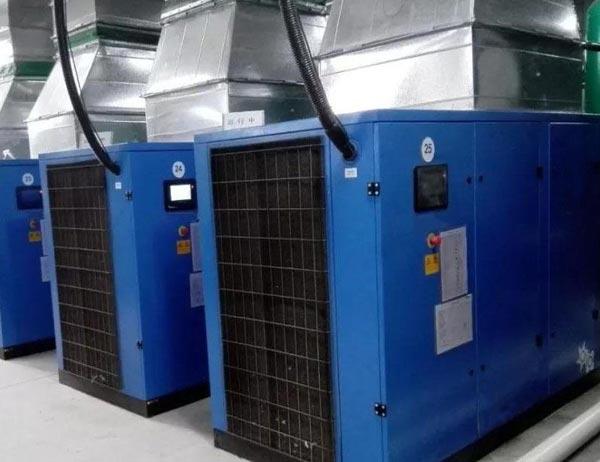 节能型空气压缩机案例